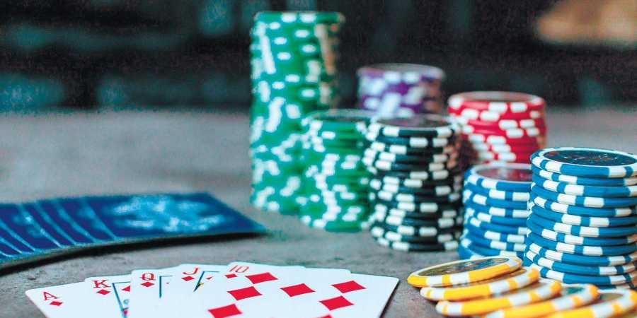Cara Bermain Poker Online Five Card Draw